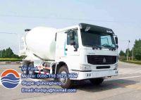 6x4 12000L light concrete mixer truck 0086-13635733504