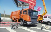 12000L Garbage Truck Garbage compactor truck 0086-13635733504