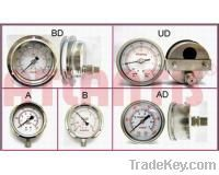 Re-atlantis pressure gauge