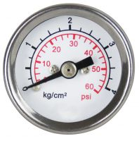 Mini Pressure Gauge (Bourdon Tube Type)
