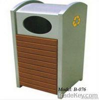 garden waste bin   outdoor dustbin