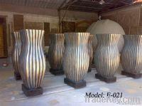 flower pot   fiber planter