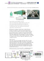 water treatment plant for hospital sewage