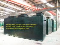Waste Water Treatment Equipment for Residential Sewage