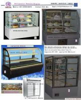 showcase cooler for meat/fresh flower/cakes/drinks