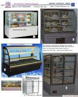showcase cooler for meat/fresh flower/cakes/drinks