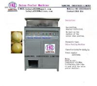 onion peeler machine
