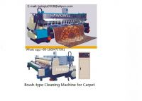 cleanig machine for full carpets