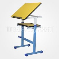 2015 newest adjustable drafting table with CE