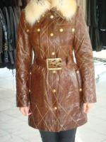 Leather wear