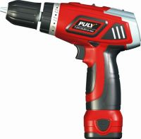 Lithium Ion Powered Cordless Drill