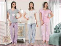 fancy cotton pyjamas for ladies