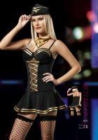Sexy design costume