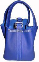 Ladies Blue hand bag