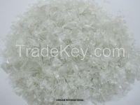 Pet Flakes White Hot Washed