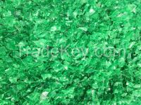Pet Flakes Green Hot Washed From Noman Int'l