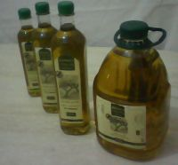 Extra Virgin Olive oil  in PET Bottles