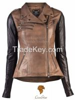 LionStar Retro Ladies Fashion Jacket