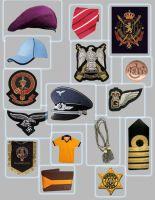 Military Uniforms Accessories