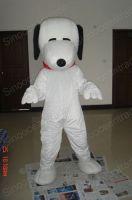 Snoopy Adult Size Cartoon Mascot Costume Fancy Dress Halloween