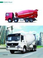 HOWO 6X4 truck Mixer 10M3