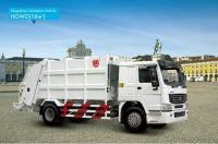 16m3 SINOTRUK 4X2 garbage truck (QDZ5160ZYSA)