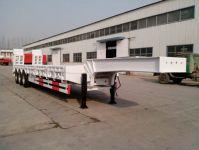 Lowbed semi trailer
