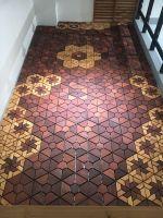Hexidek...Hexagonal Veranda Tiles