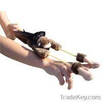 Slingshot Flying Chicken toy For your Dog
