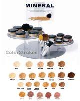 Mineral Makeup Tester Unit