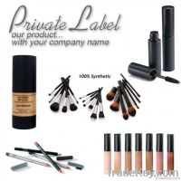 Natural and Organic Private Label Makeup