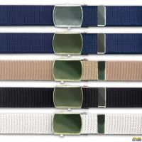 MILITARY WEBBING BELT -32mm