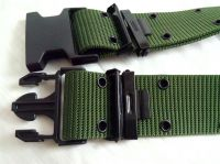 Military Belt Quick Release