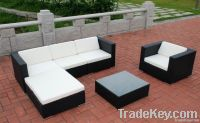 Wicker Synthetic Rattan Sofa lounge furniture set