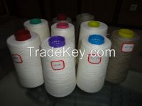 100% linen yarn for weaving