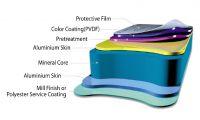 Alcopanel/FR - aluminum composite panel Fire Resistant
