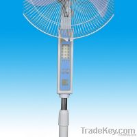 solar fan sale for mid-east and rechargeable fan for AC/DC