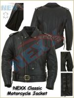 Nexx Men Classic Motorcycle Jacket