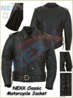 Nexx Men Classic Motorcycle Jacket
