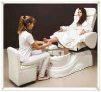 Foot reflex pedicura spa chair