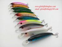2016 New arrive Laser Minnow Fishing Lures Crankbait hard lures