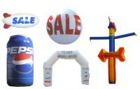 Inflatable Cartoon & Advertising Products