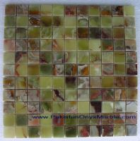 sell onyx and marble mosaic tiles