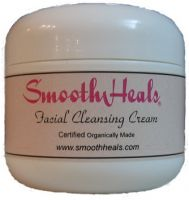 "Smooth Heals ""Facial Cleansing Cream"""