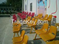 Fiberglass chair set