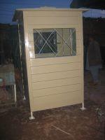 Fiberglass cabin size 8'x 6'x 7-1/2'