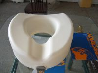 roll in showe/raised toilet seat with/without armrest