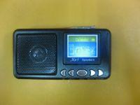 Portable Handheld MP3 Speaker