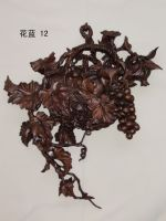 Home wall hanging woodcarving-3