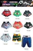 Thai boxing shorts, Boxing Trunks, Kickboxing Shorts